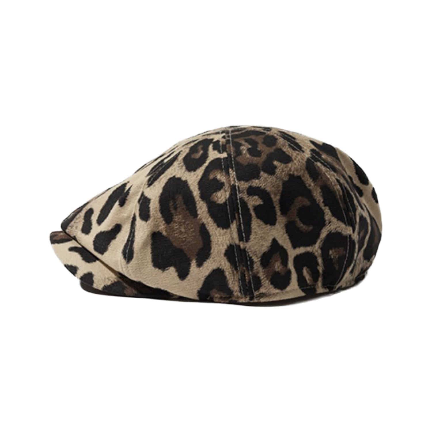 Cotton Hunting Cap (Leopard)