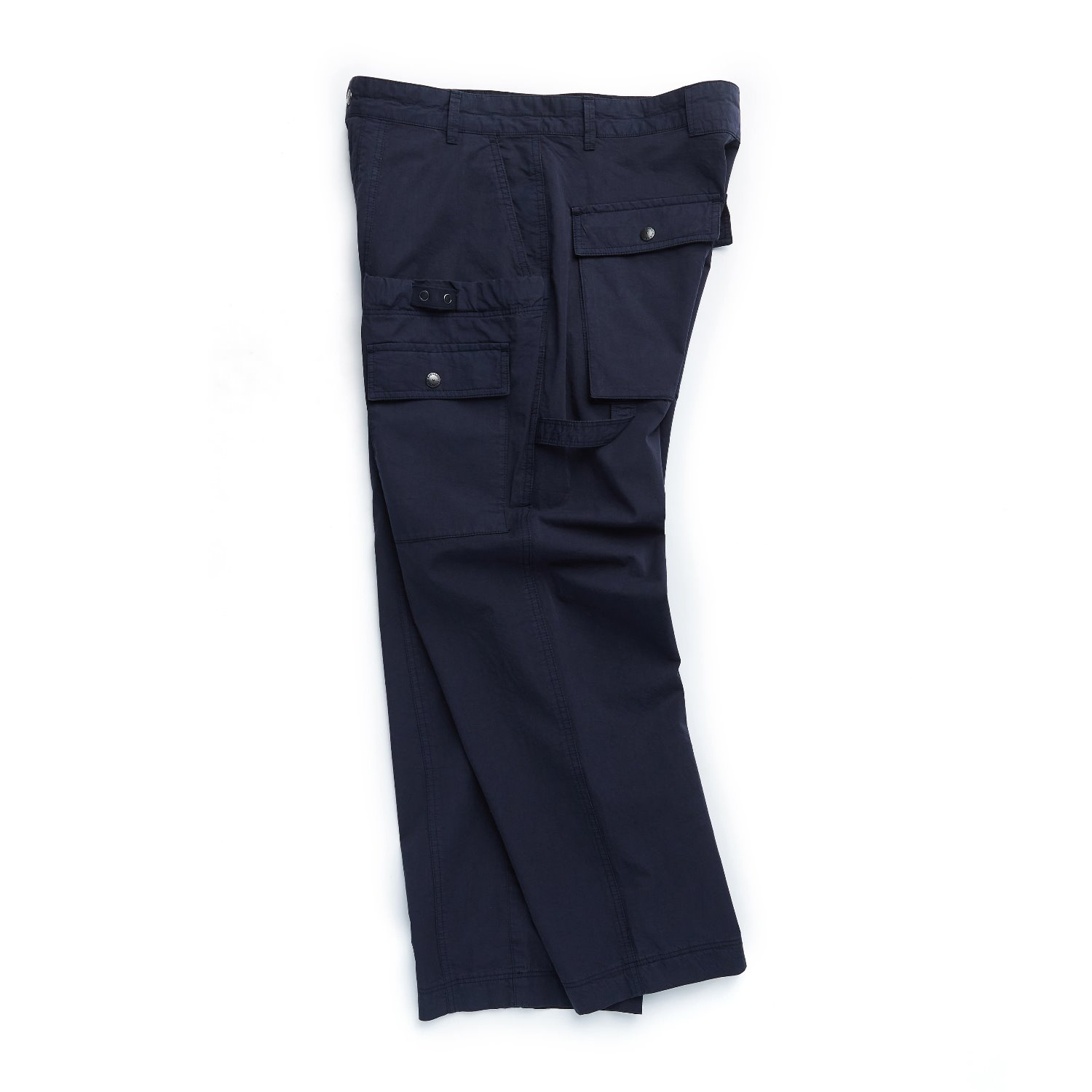 Wagon Pants (Dyed Navy)