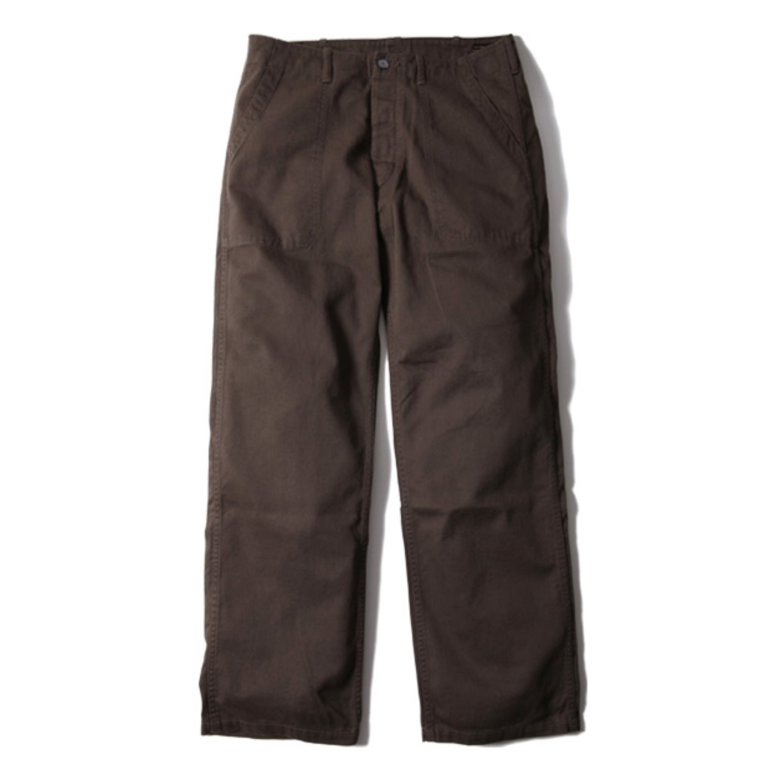 Butcher Pants (Dark Olive)