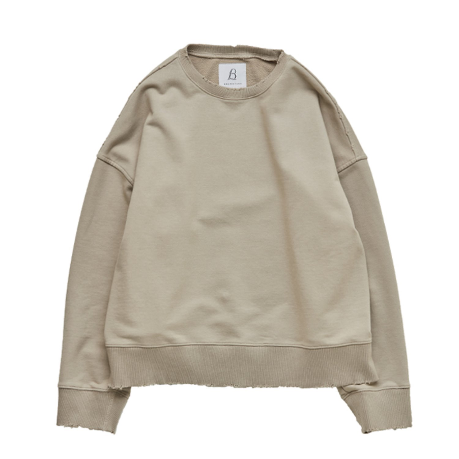 Damage Pullover (Beige)
