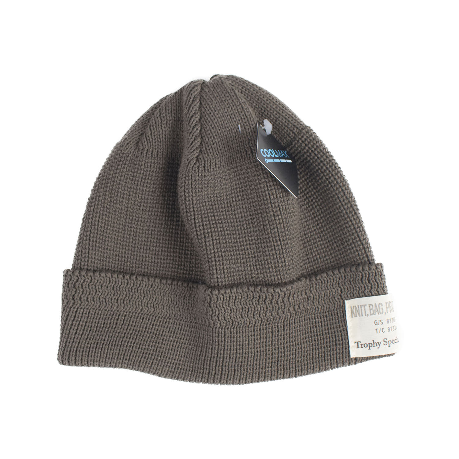 Trophy Clothing Cool Max Watchman Cap (Dark Olive)