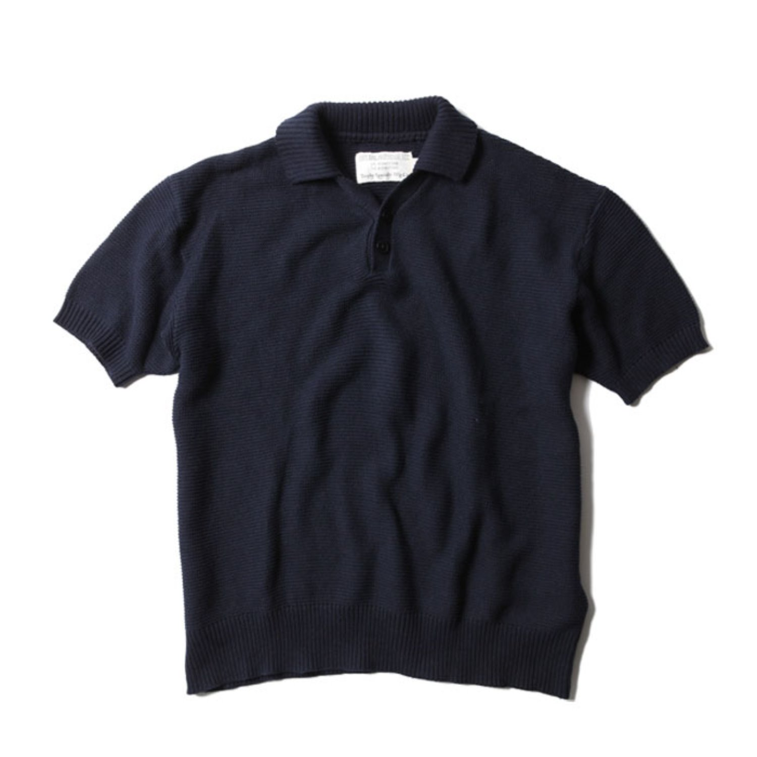 Trophy Clothing Red Cross Summer Polo (Navy)