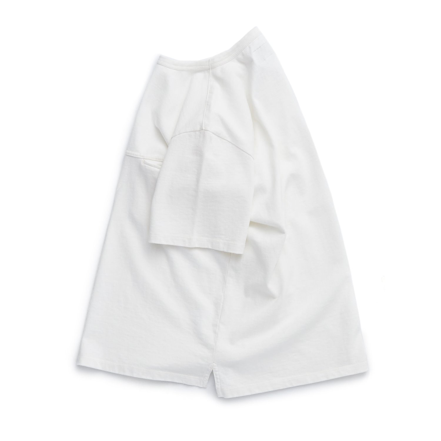 EASTLOGUE One Pocket T-Shirts (White)