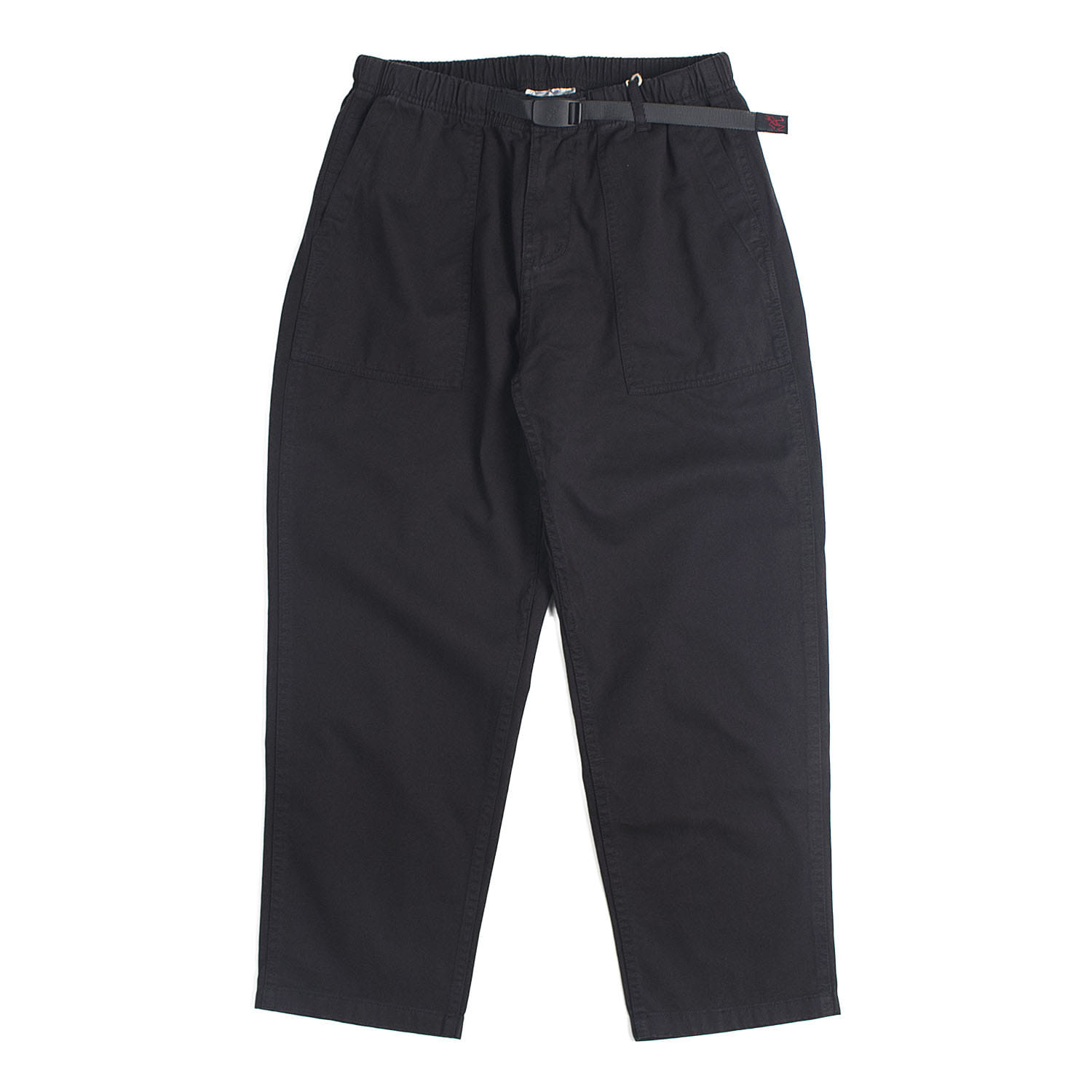 Gramicci Loose Tapered Pants (Black)