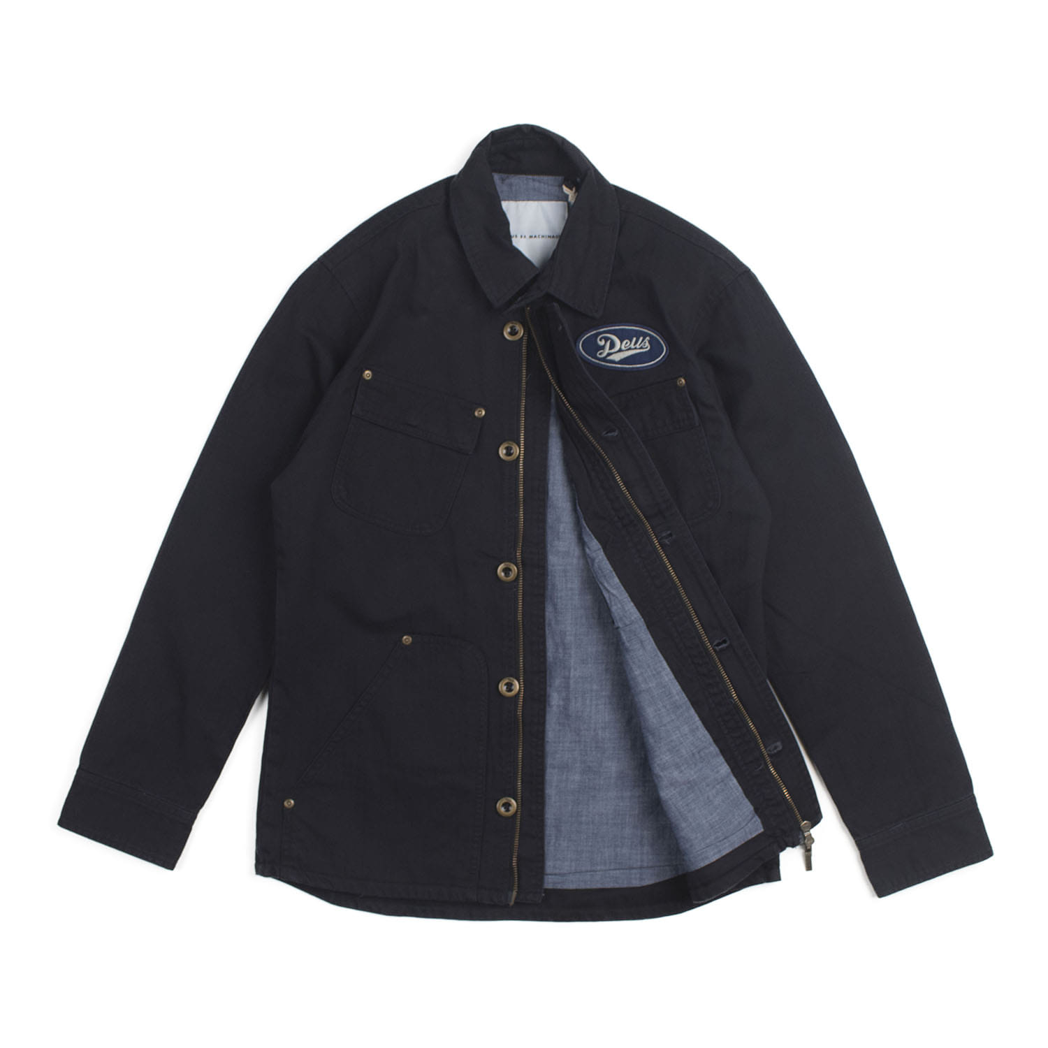 DEUS The Troop Overshirts (Navy)
