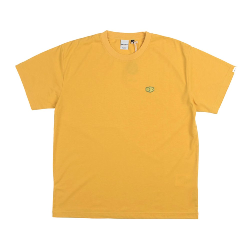 Deus Steve Shield Tee (Aspen Gold)