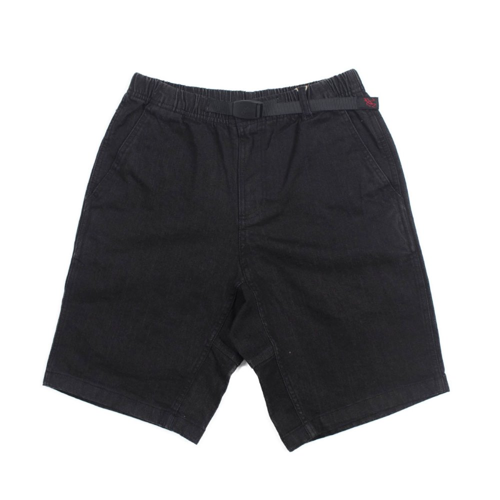 Denim ST-Shorts (Black One Wash)