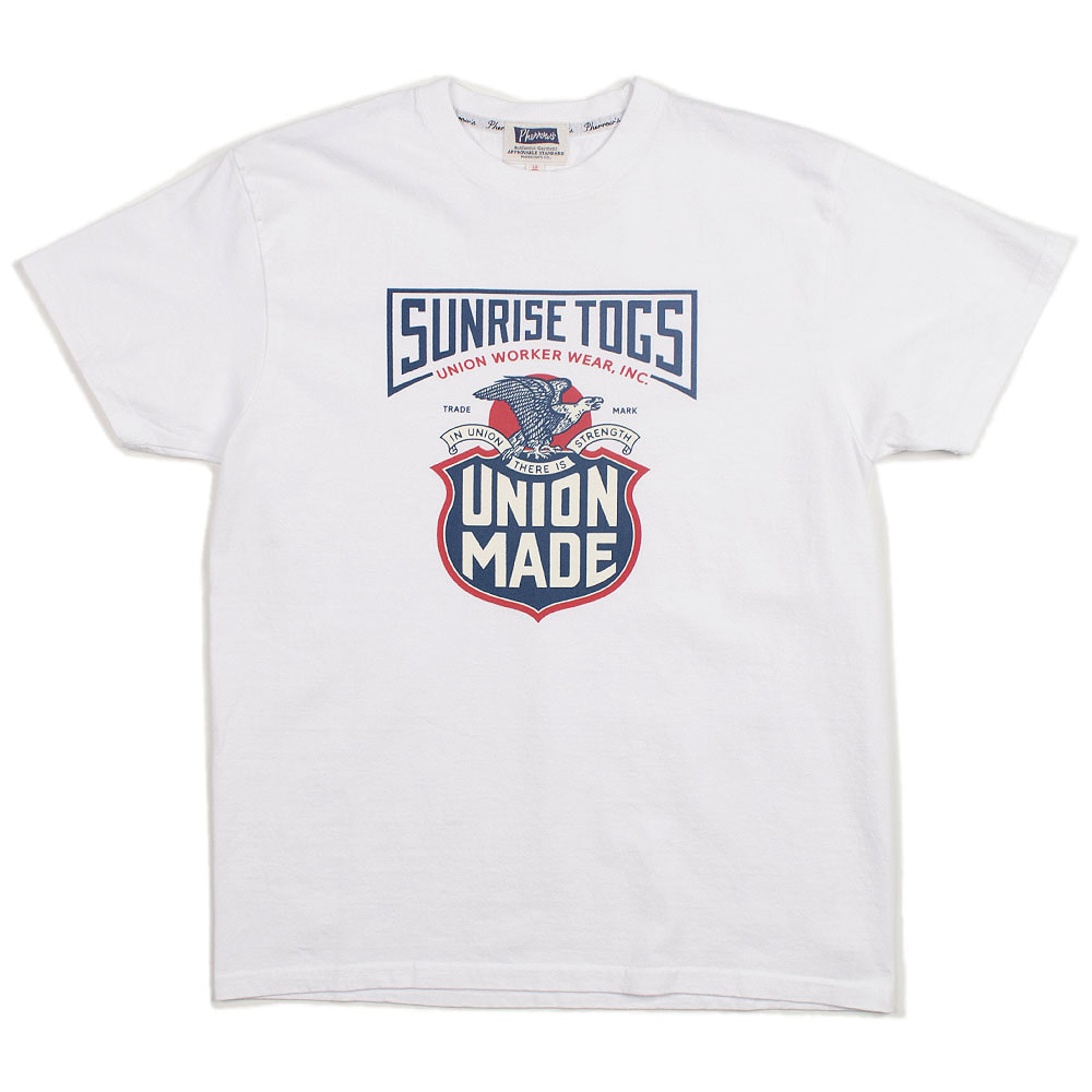 Pherrow's Sunrise Togs T (White)