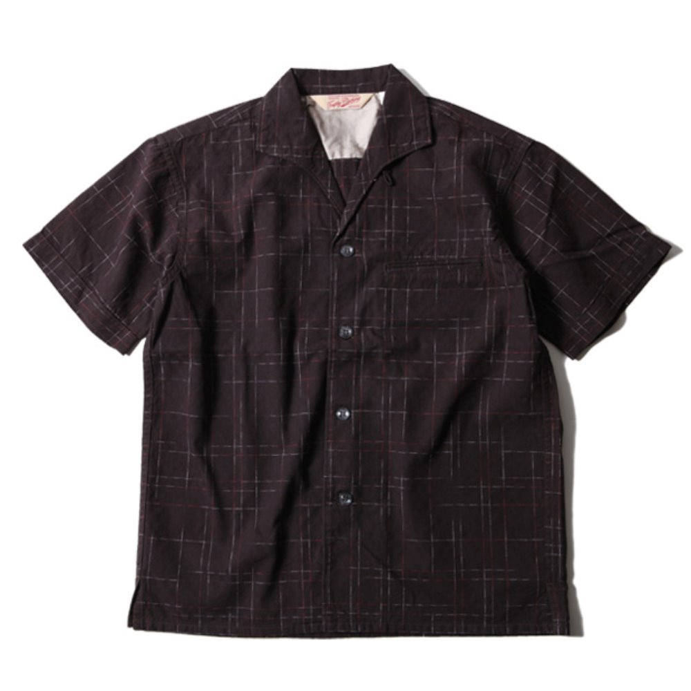 Sunrise Shirt (Brown)