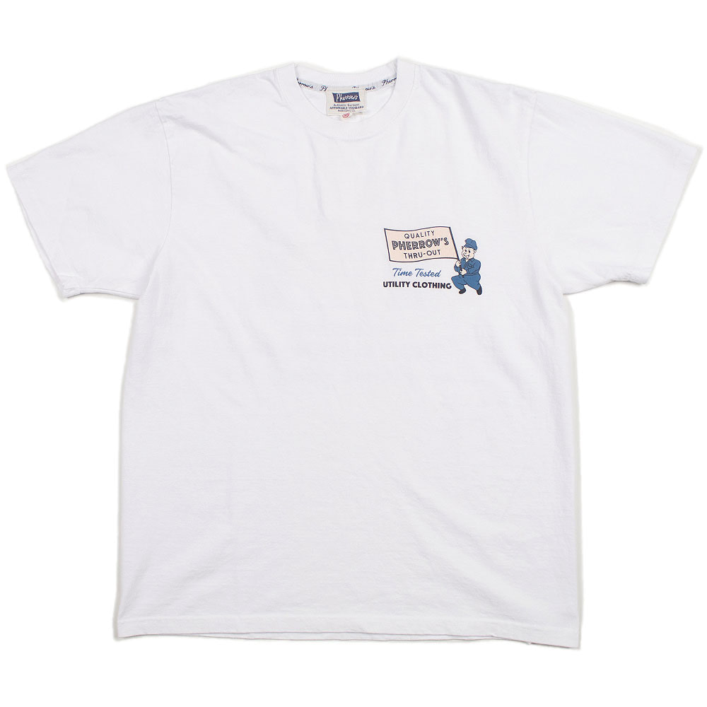 Pherrow's Pig T (White)