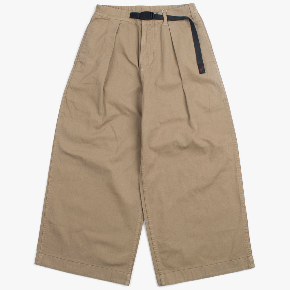Gramicci Baggy Pants (Chino) for woman