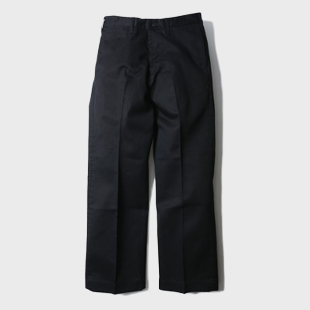 Gas Worker Trousers (Black)