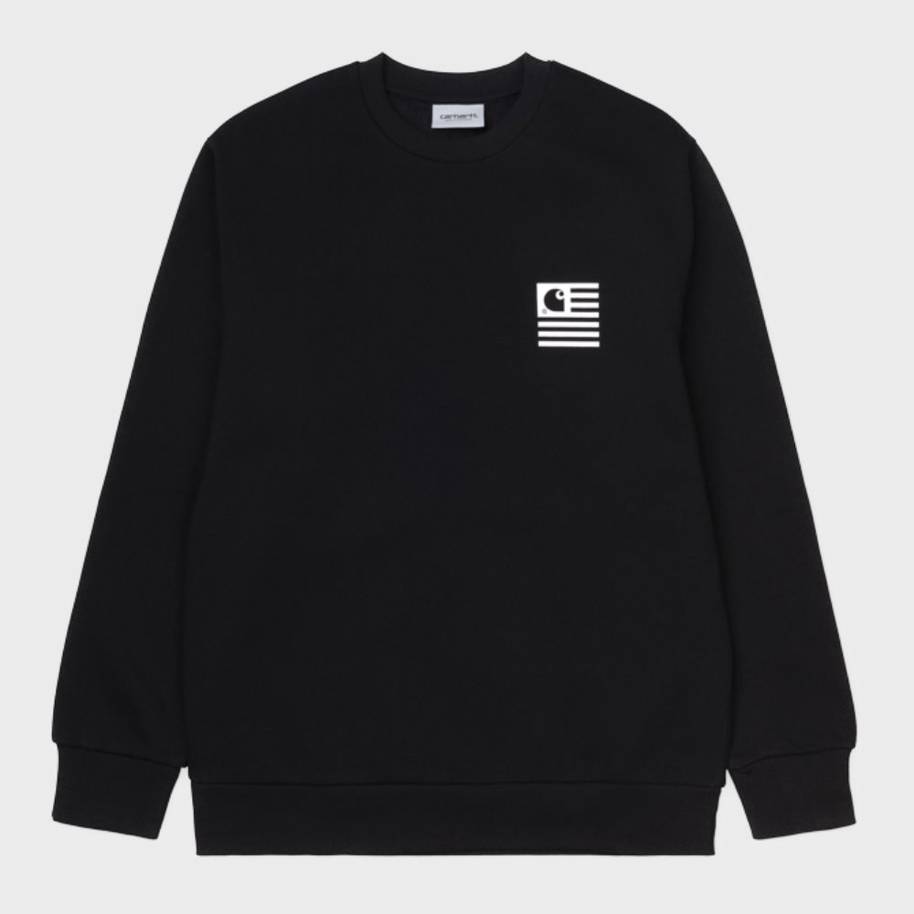 Incognito Sweat Shirts (Black)