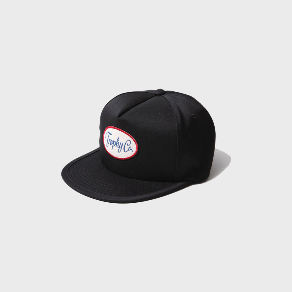 Gas Worker Tracker Cap (Black)