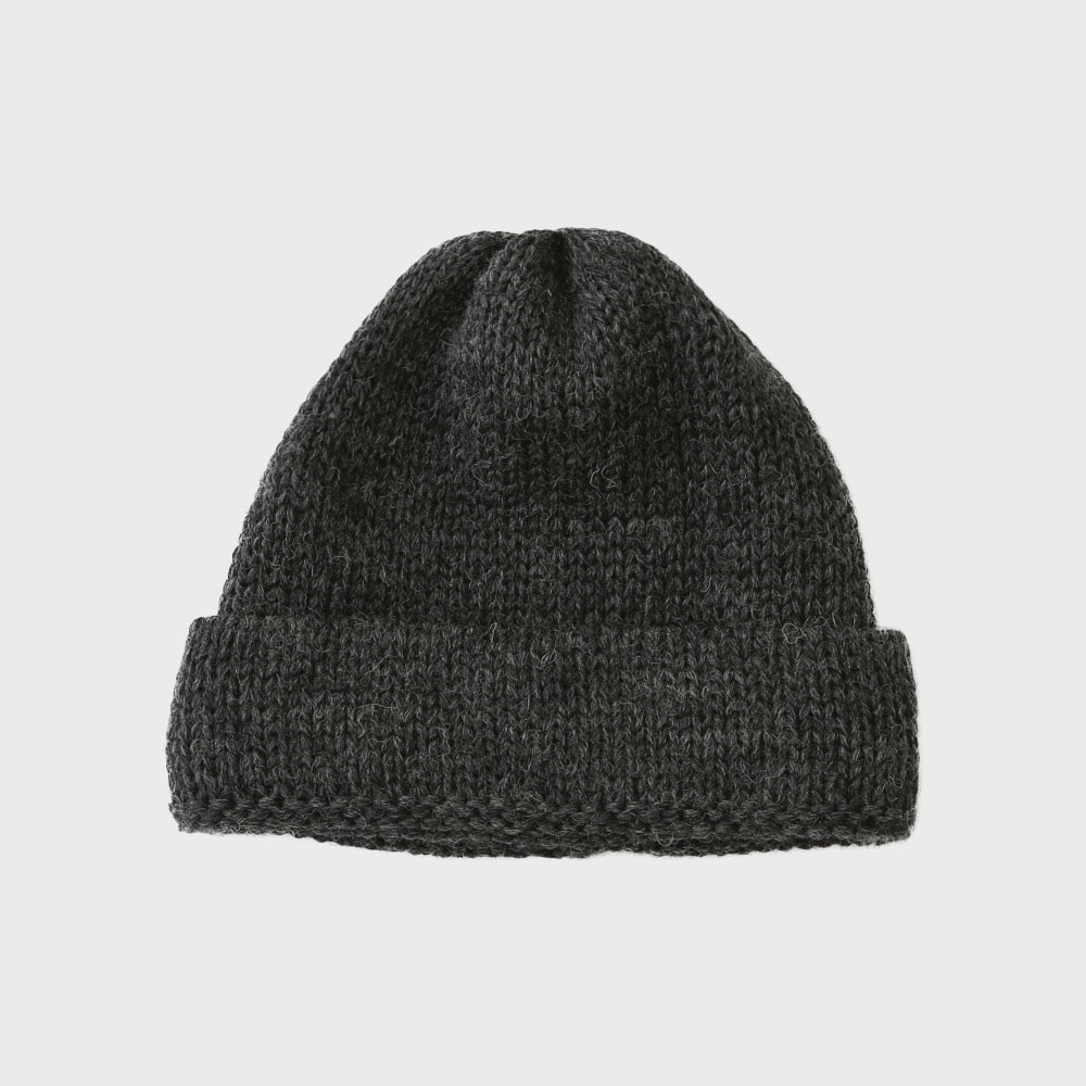 DAILY INN X HIGHLAND 2000 RECEPTION BEANIE (Charcoal)