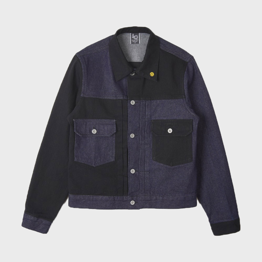 LOCALS ONLY 2nd Denim Jacket (Crazy)