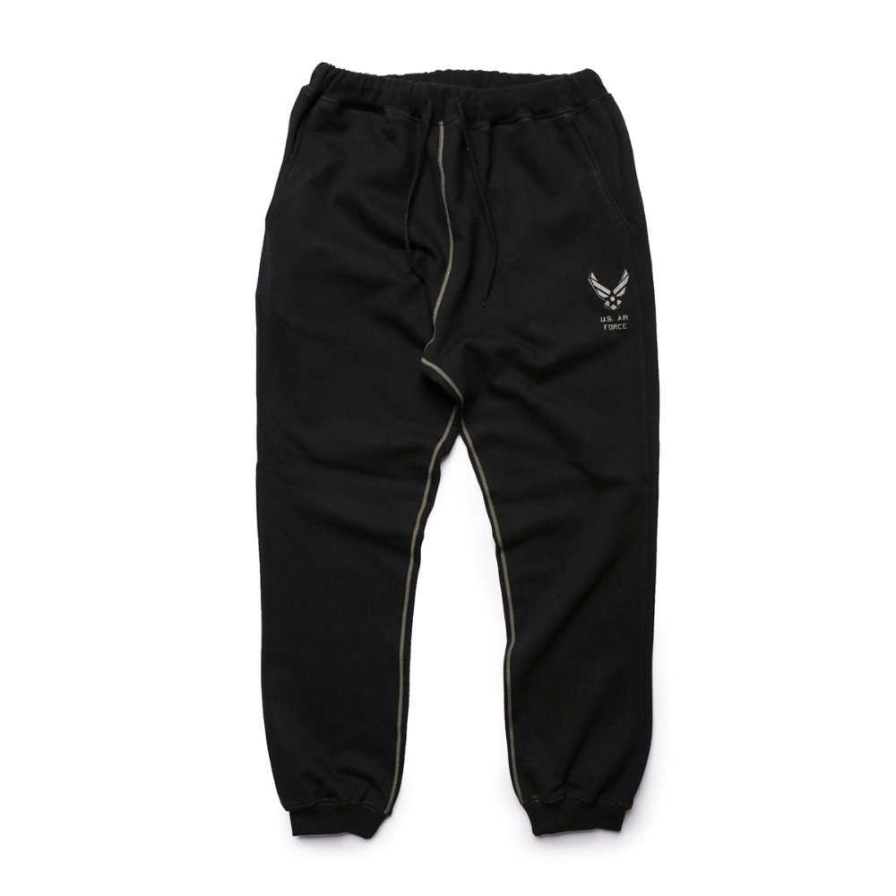 Black PP Sweat Pants - Black