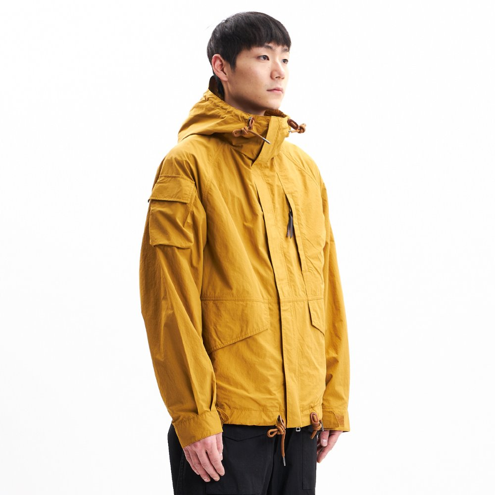Protective Field Parka - Muatard Washer