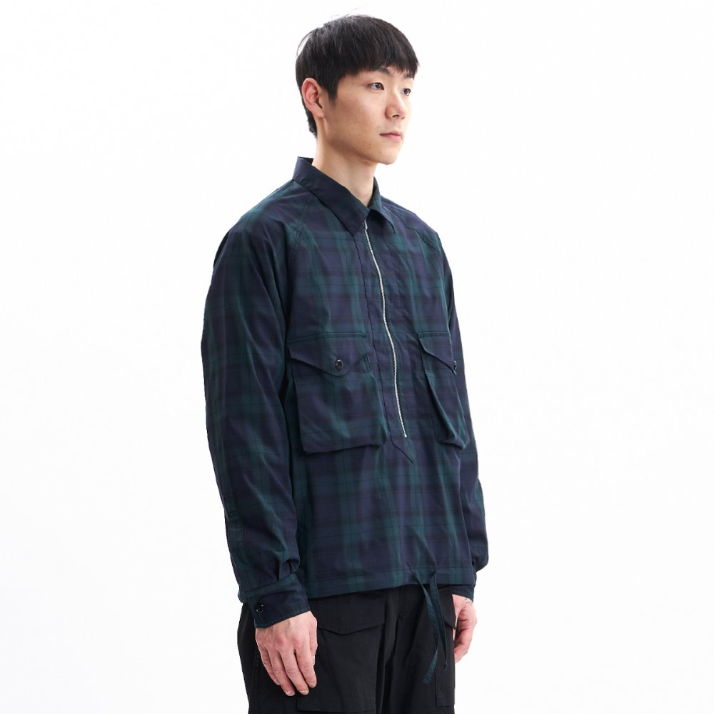 Scout Pullover Shirts - Black Watch