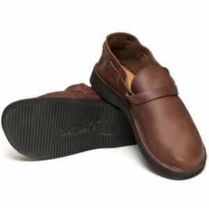 "Aurora Shoes 남성용 Middle English ""Brown"""