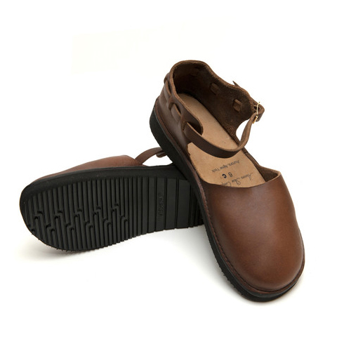 "Aurora Shoes 여성용 Chinese ""Brown"""