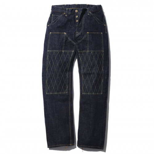 Trophy Clothing 1606 W Knee Standard Dirt Denim