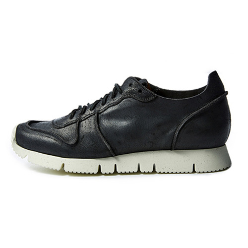 "Buttero Carrera Low ""Crack Black"""