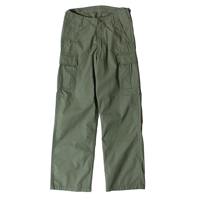 Trophy Cloghing Fatigue Ripstop Pants (Olive)