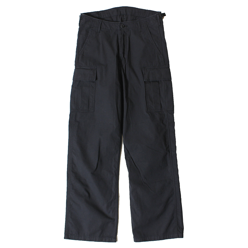 Trophy Cloghing Fatigue Ripstop Pants (Black)