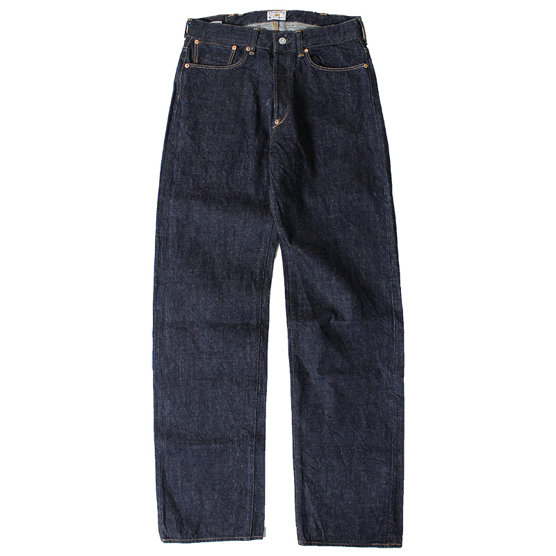 Pherrow's 500SW  starched wash Loose Straight