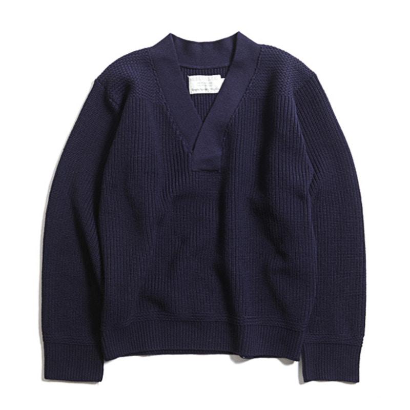 Trophy Clothing Army Knit (Navy)