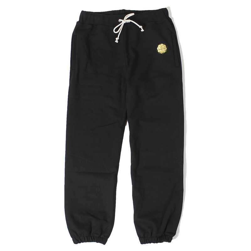 GYM Sweat Pants (Black)