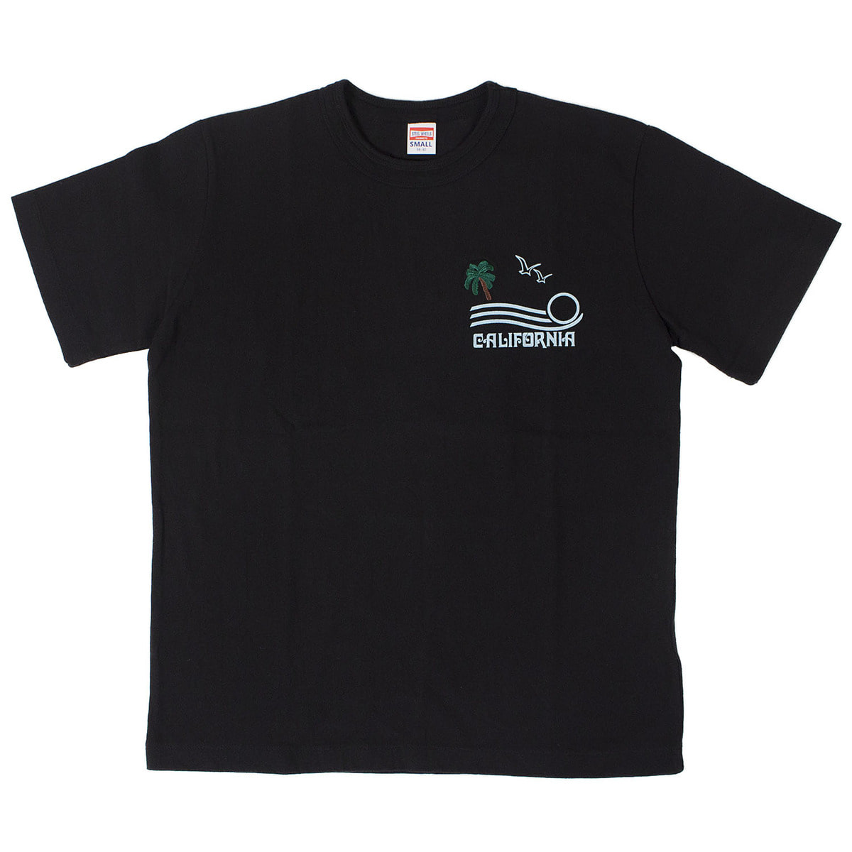 California T-Shirts (Black)