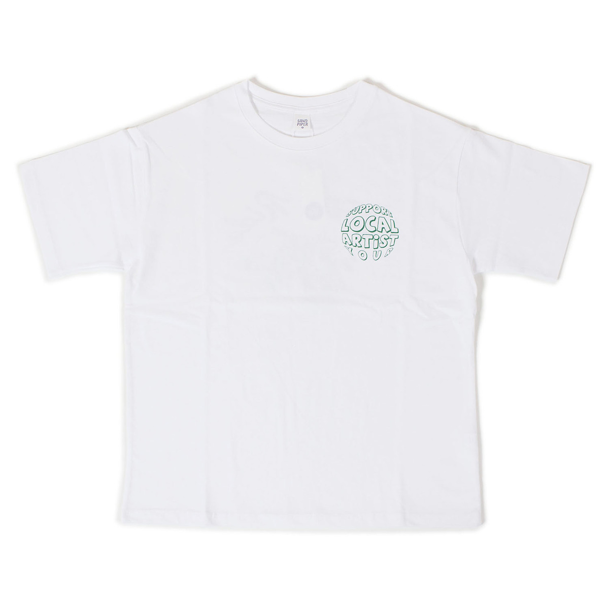 Yeontan Ride T-shirts (White)