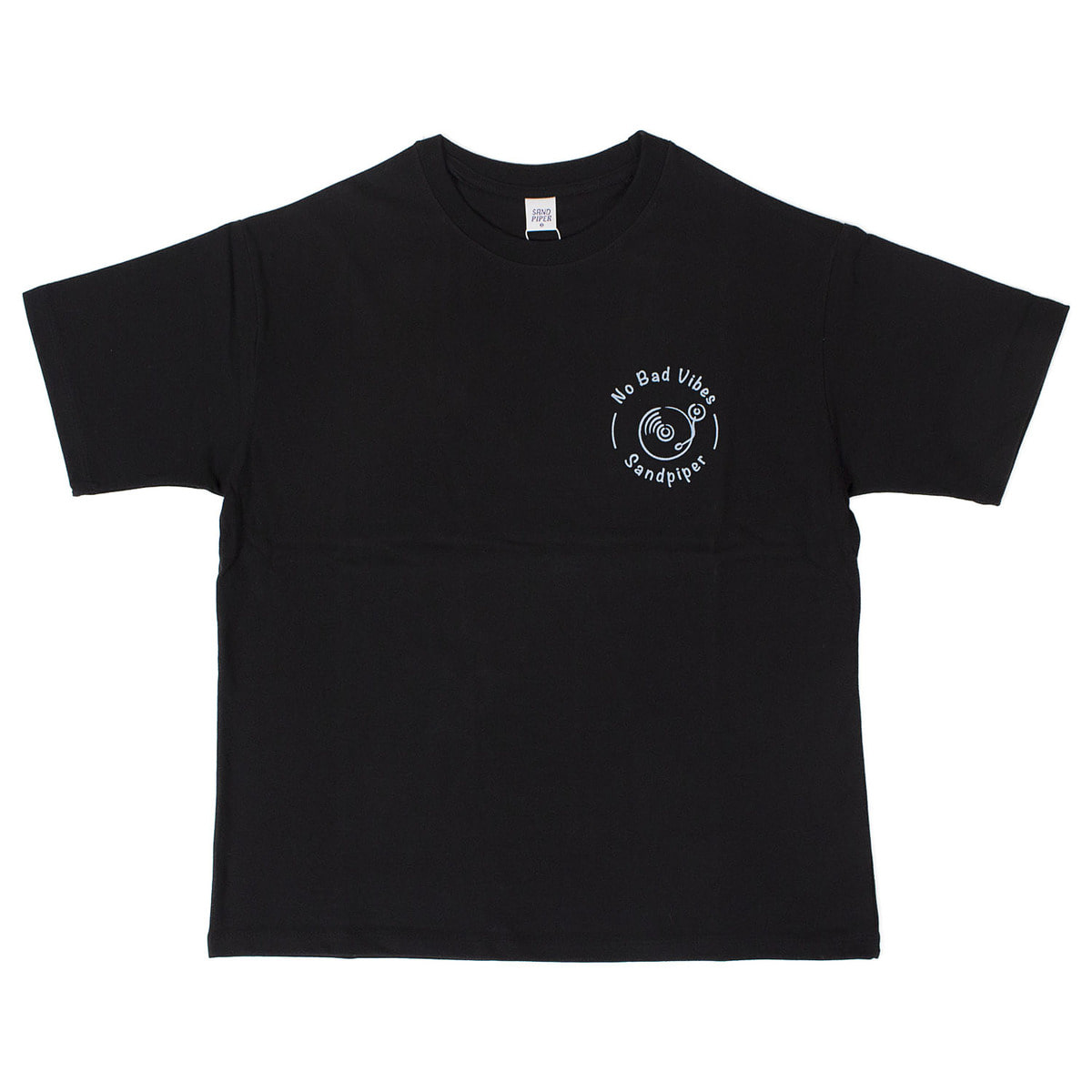 Music Logo T-shirts (Black)