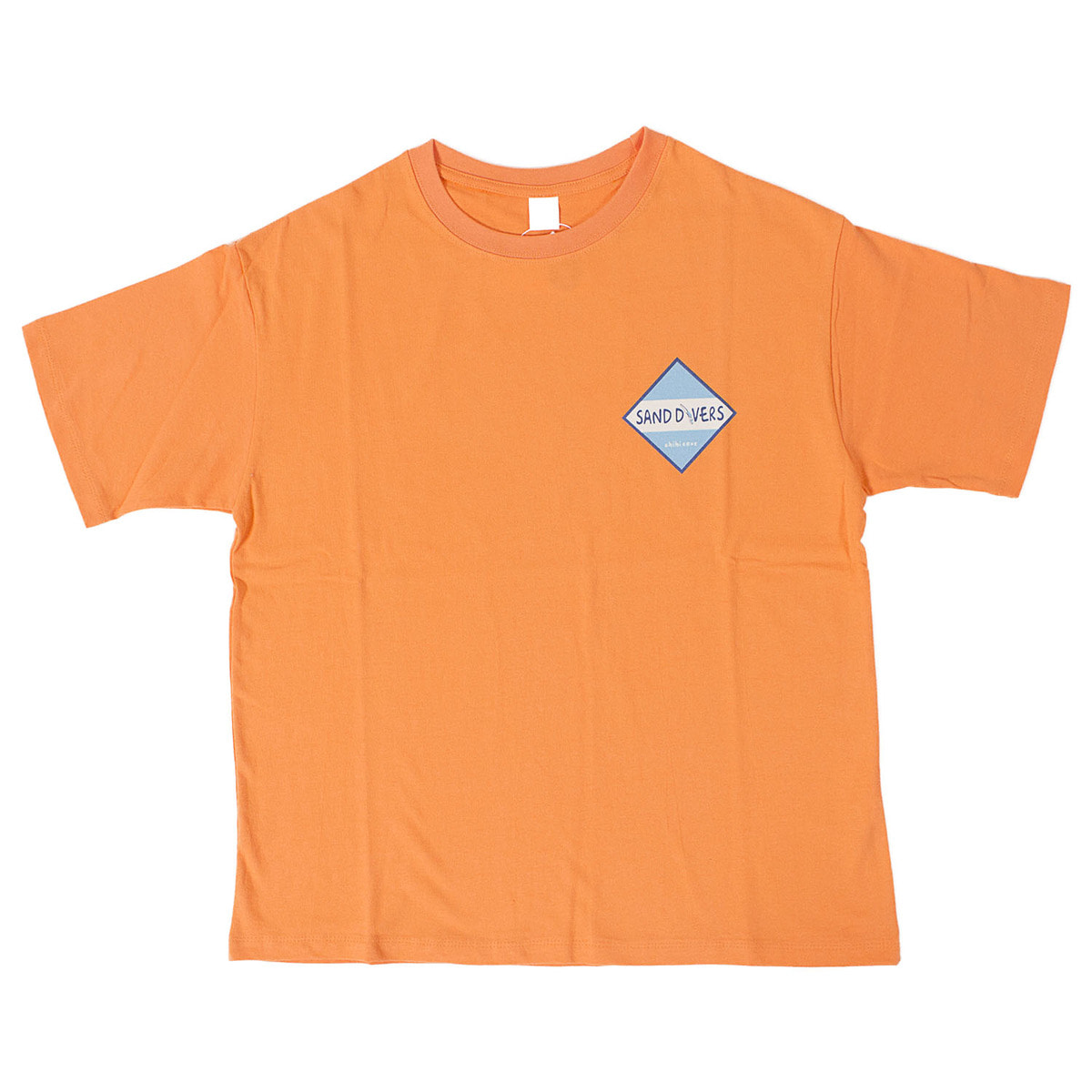 Sand Dive T-shirts (Orange)