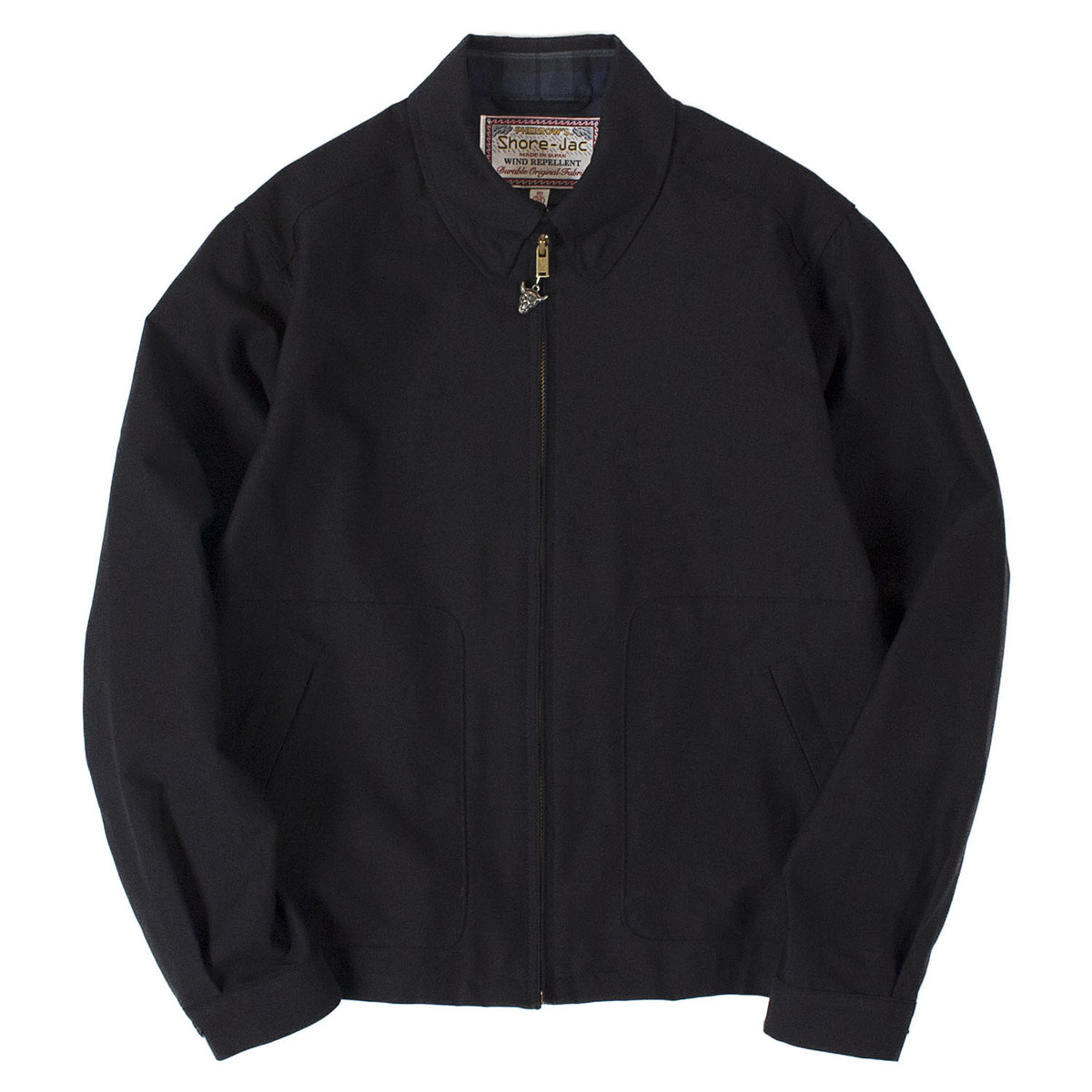 Shore Jacket (Black)
