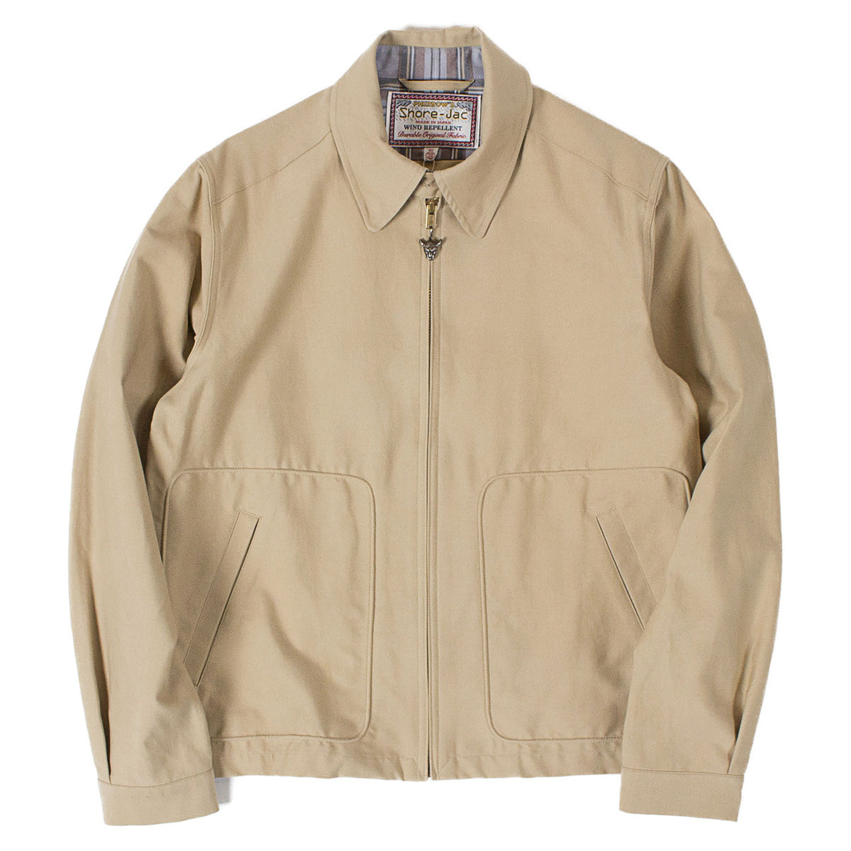 Shore Jacket (Beige)