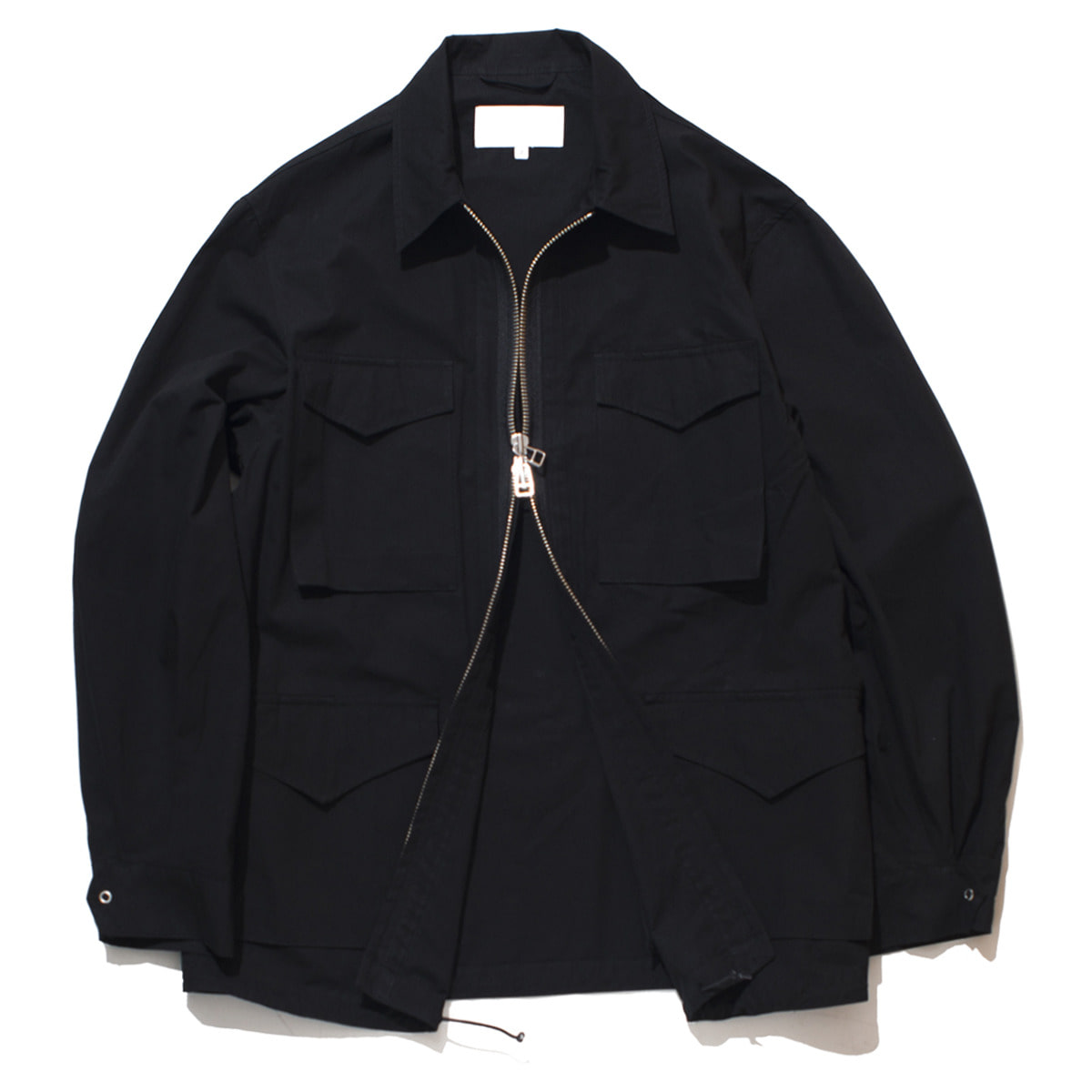"Field Jacket ""Black"""