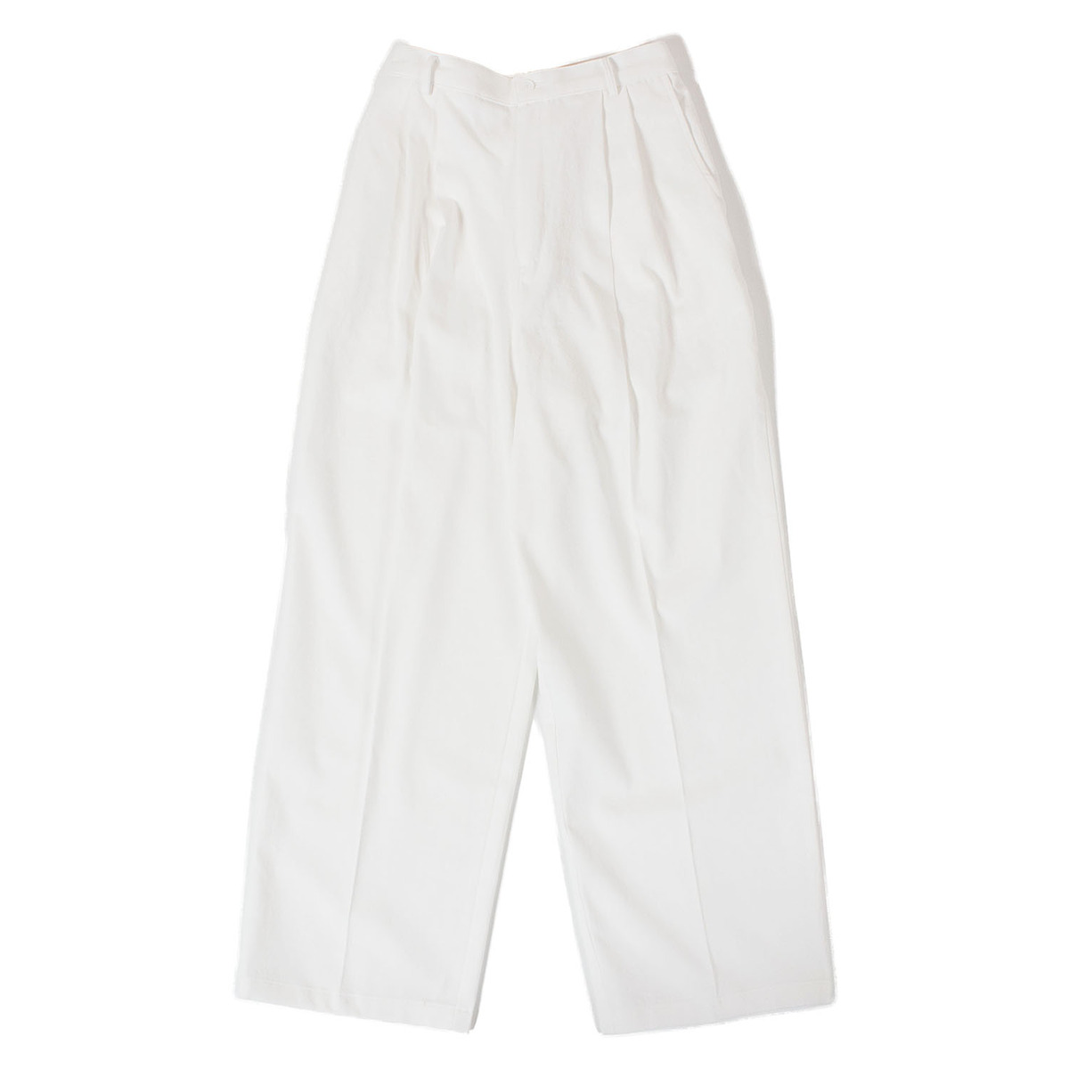 Wide Chino (off white)