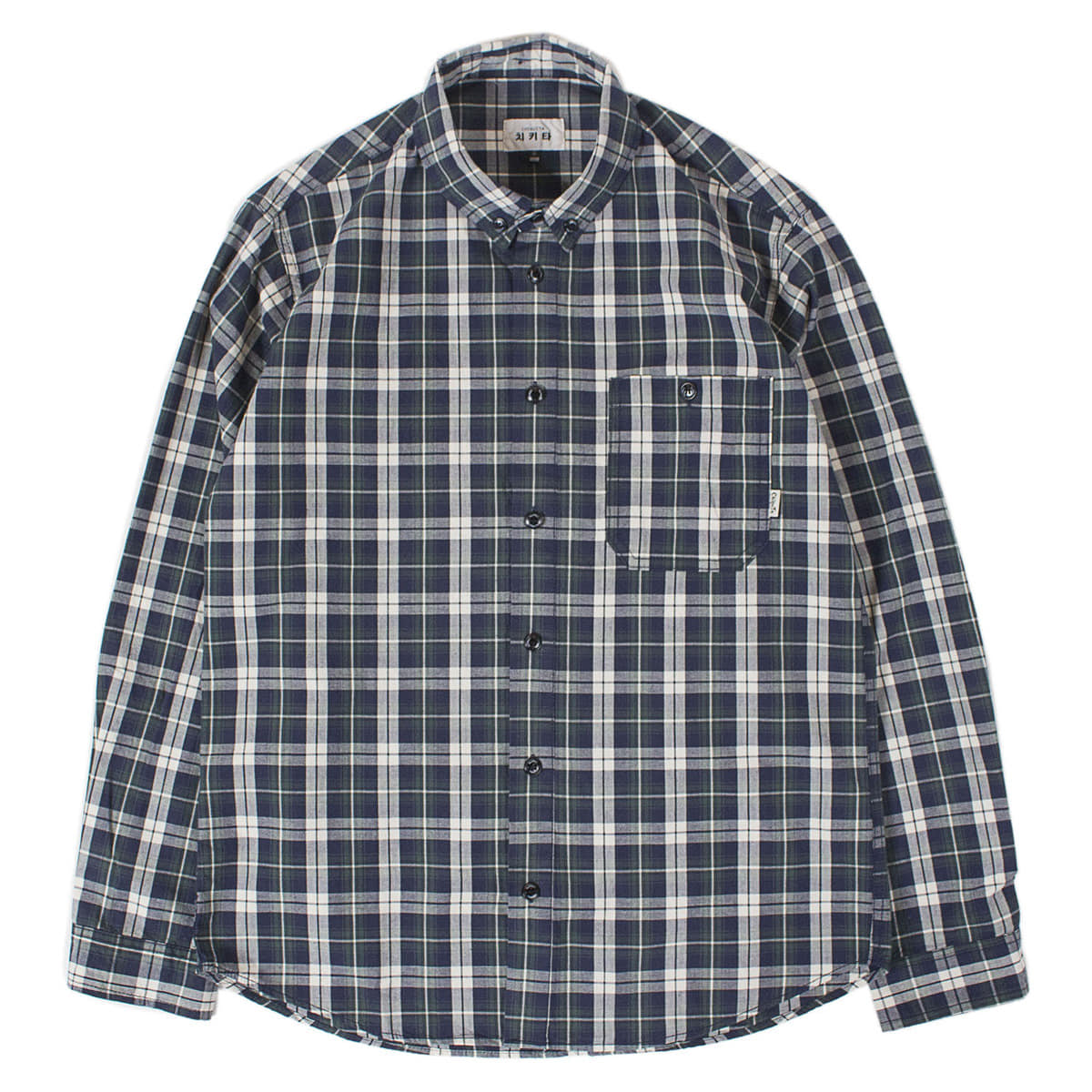 Check Shirts (Forest Green)