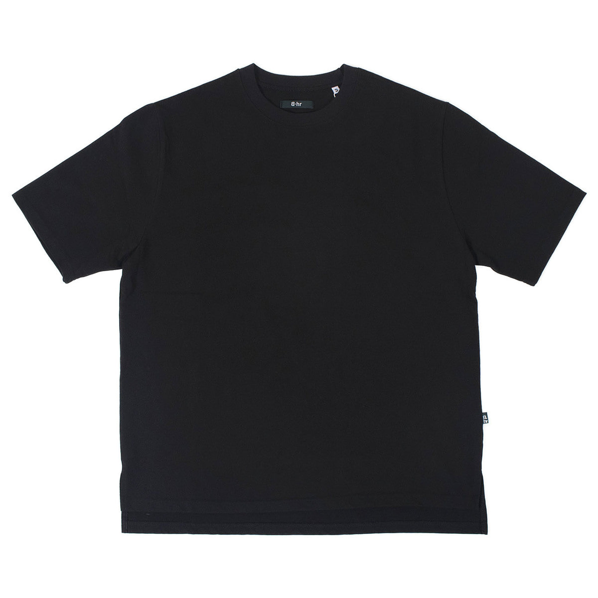 Half Big T-shirts (Black)
