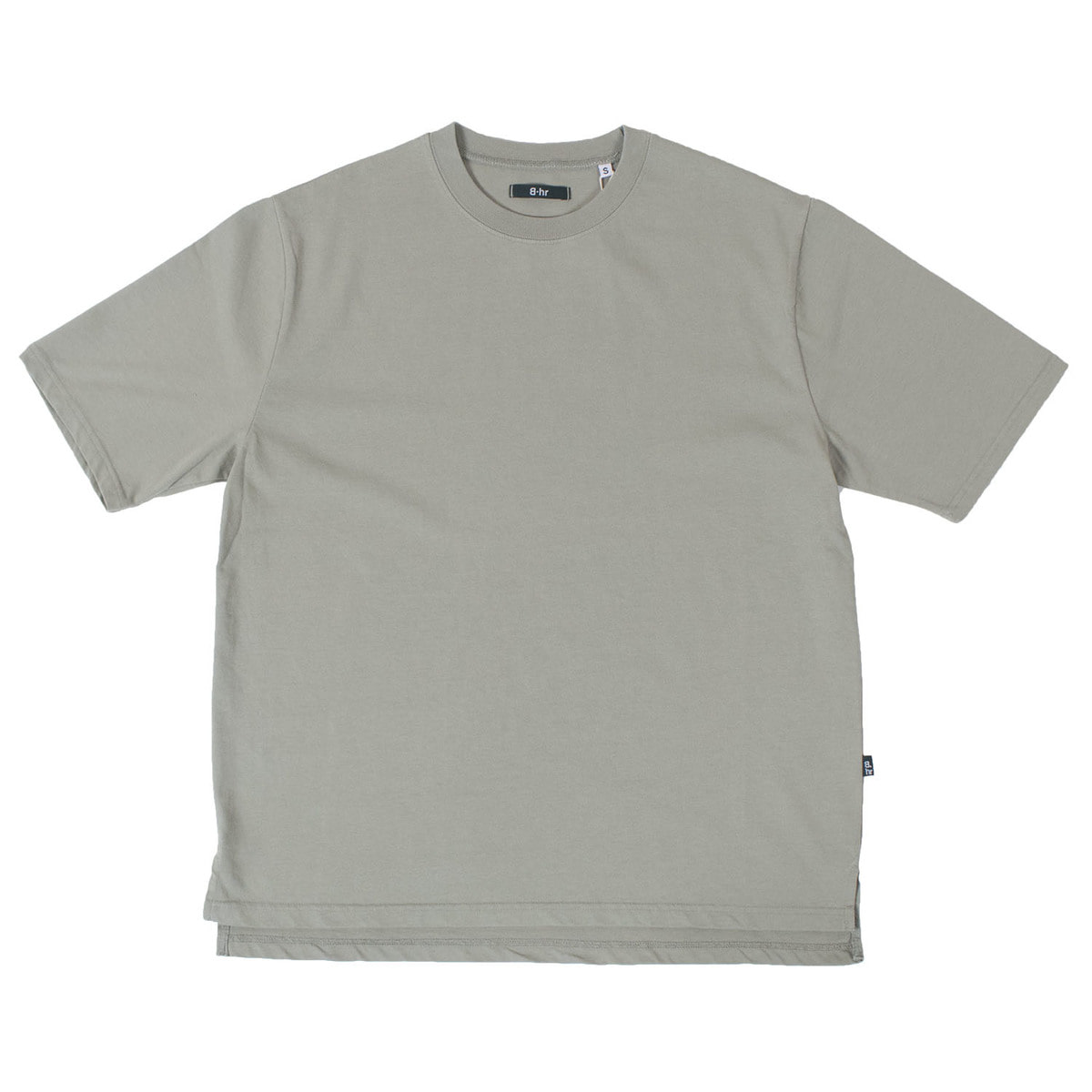 Half Big T-shirts (Khaki)