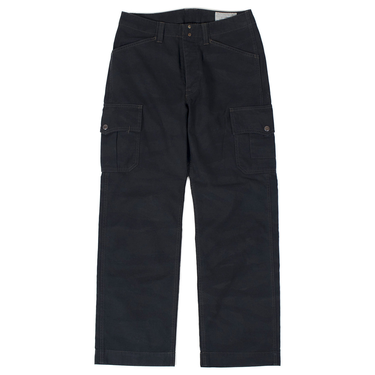 Tigerstripe Fatigue Pants (Black)