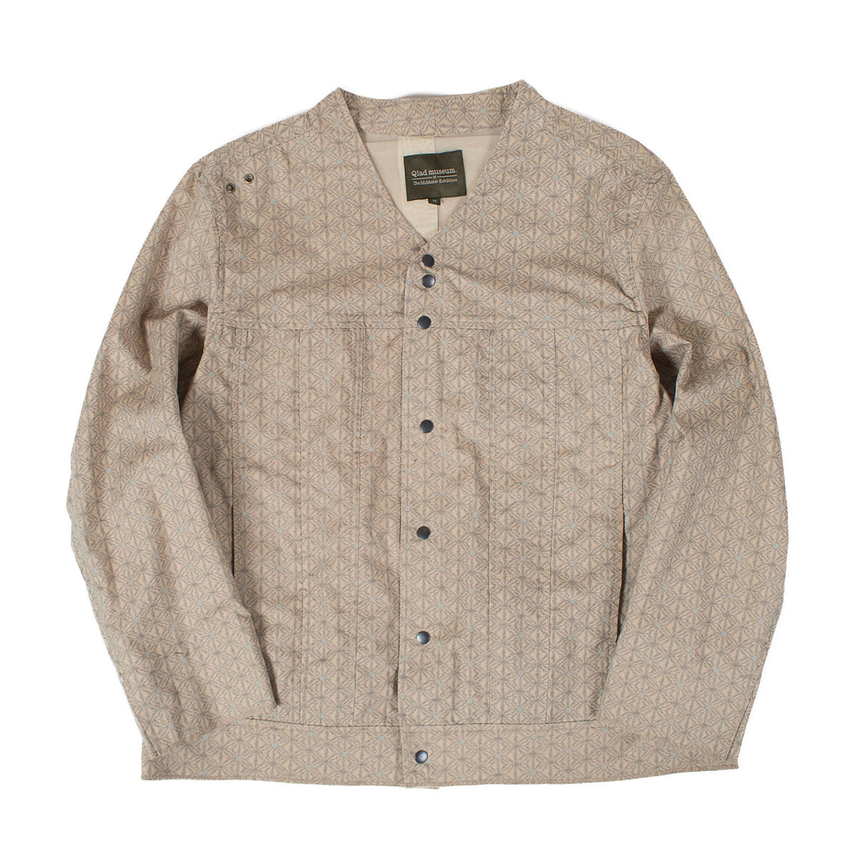 Saku Trucker Jacket (Beige)