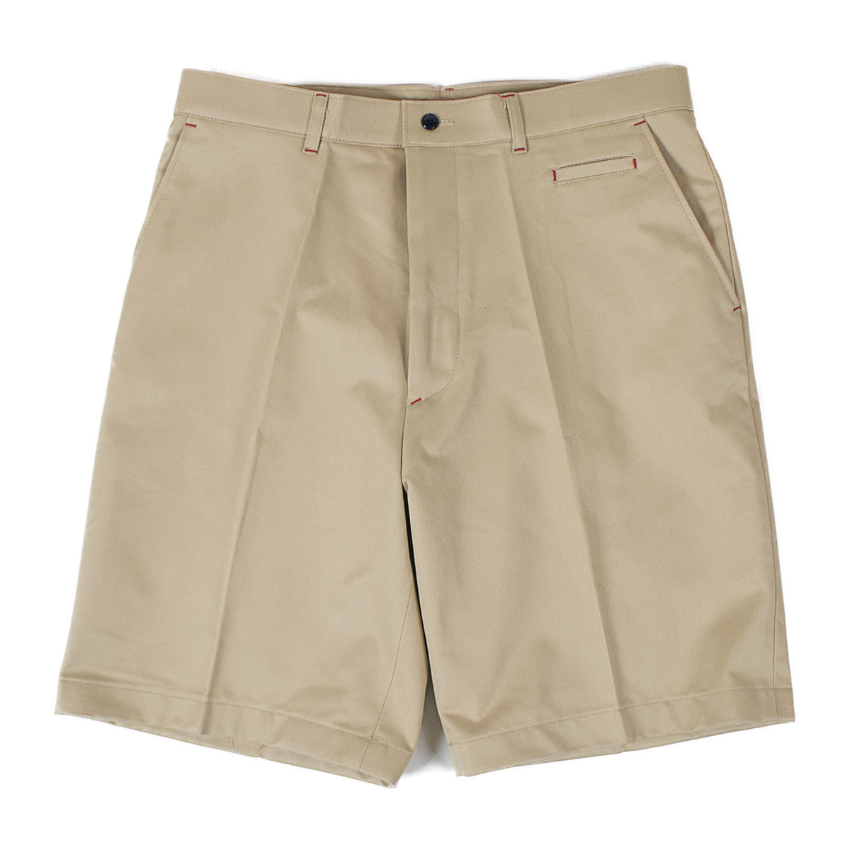 Basic Chino Shorts (Beige)
