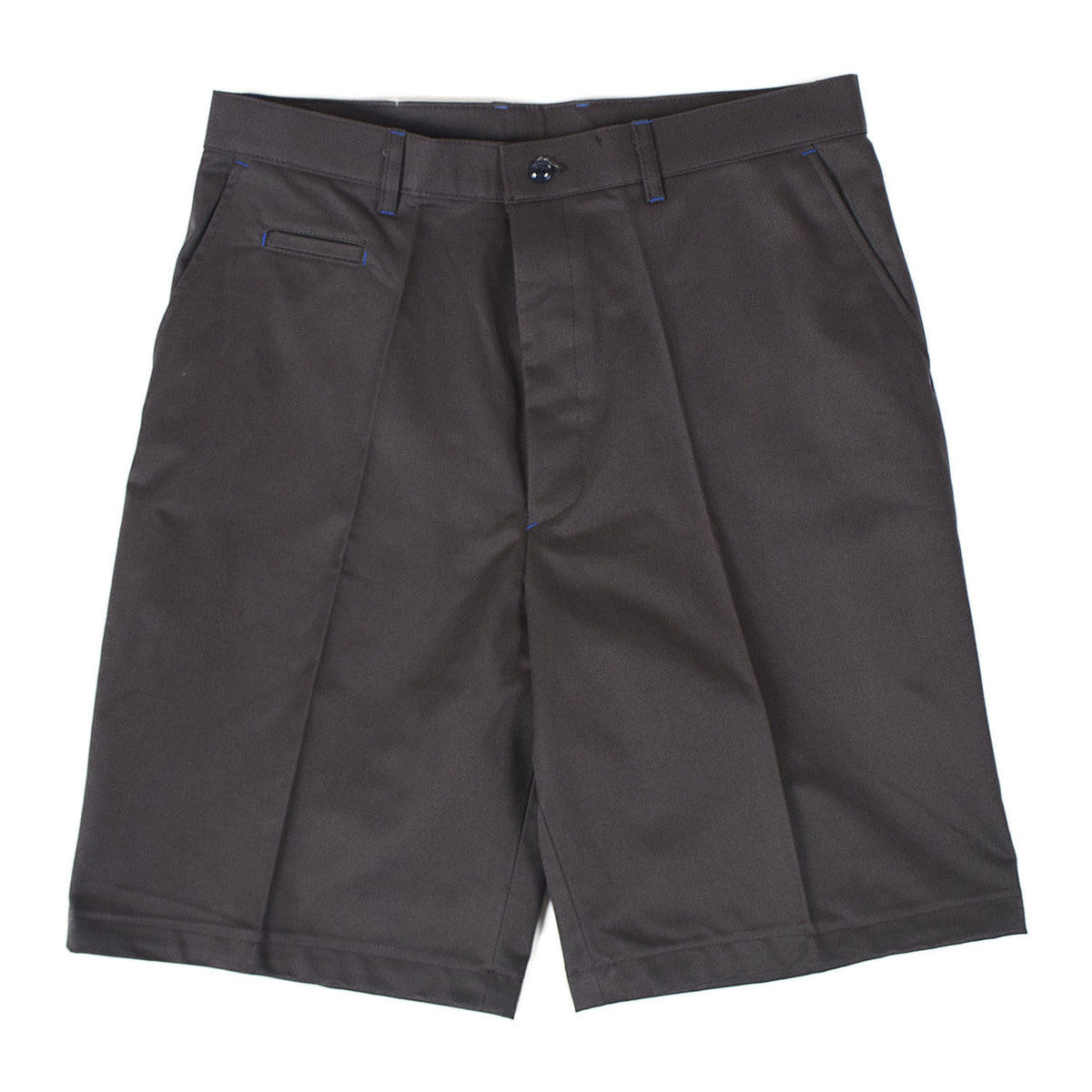 Basic Chino Shorts (Charcoal)