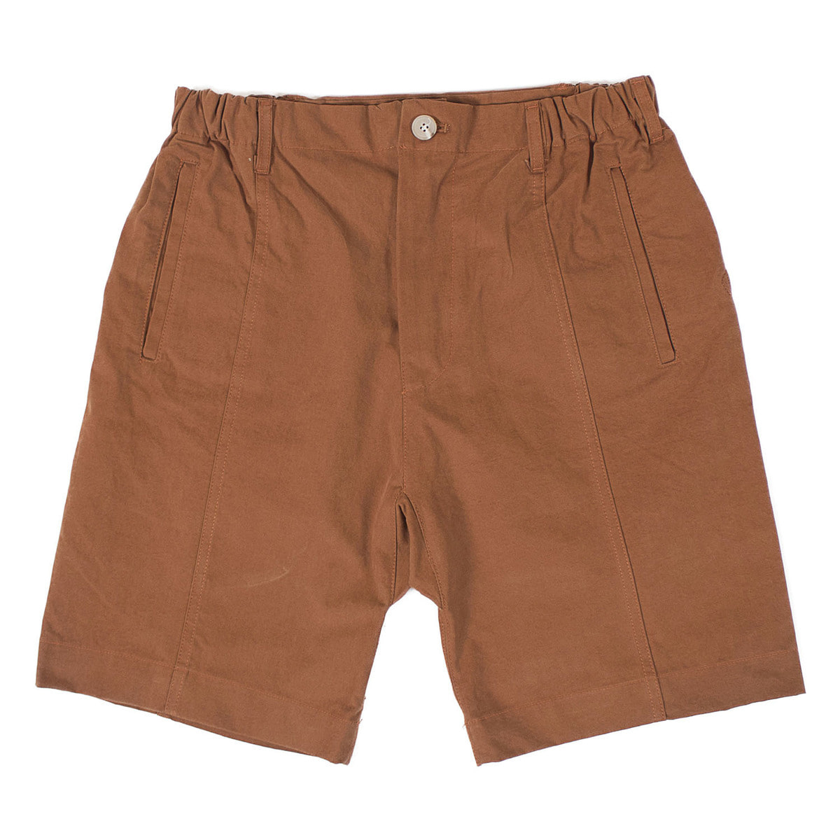 Semi Baggy Shorts (Orange)