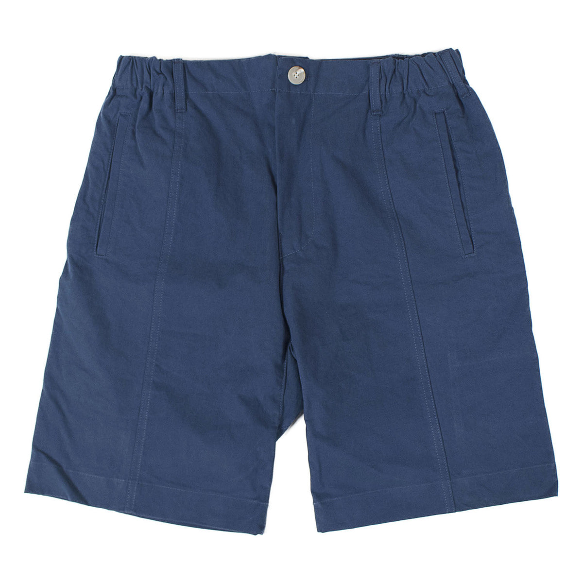 Semi Baggy Shorts (Blue)