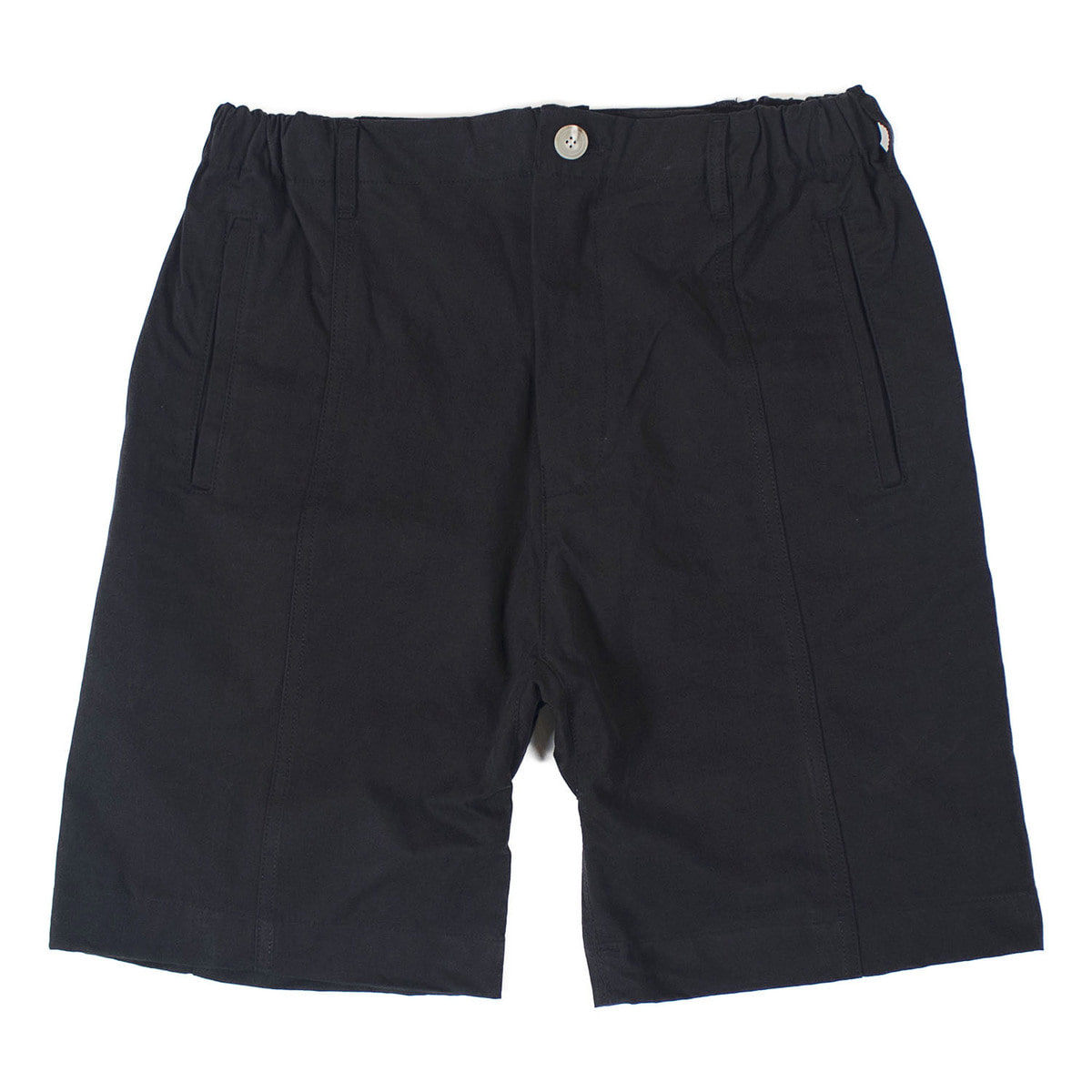 Semi Baggy Shorts (Black)